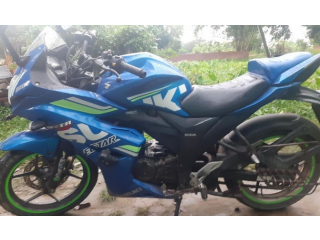 Suzuki Gixxer SF fresh condition 2017